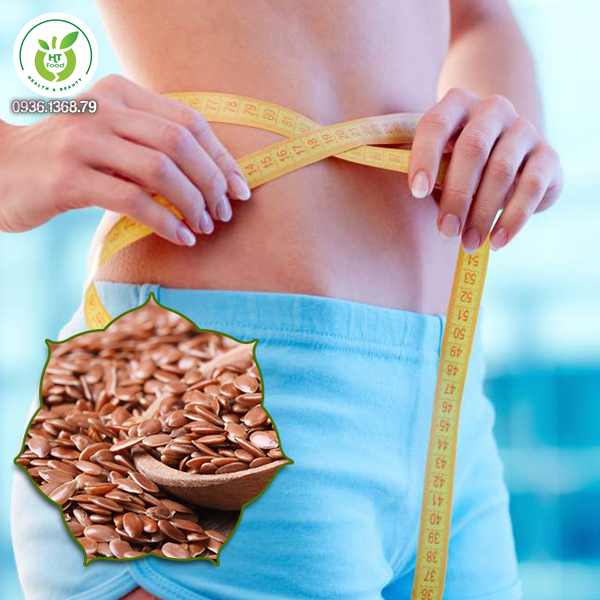Cách sử dụng hạt lanh giảm cân