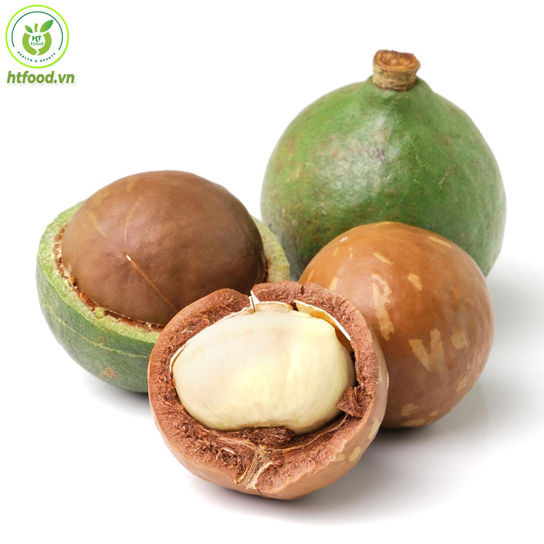Hạt macadamia
