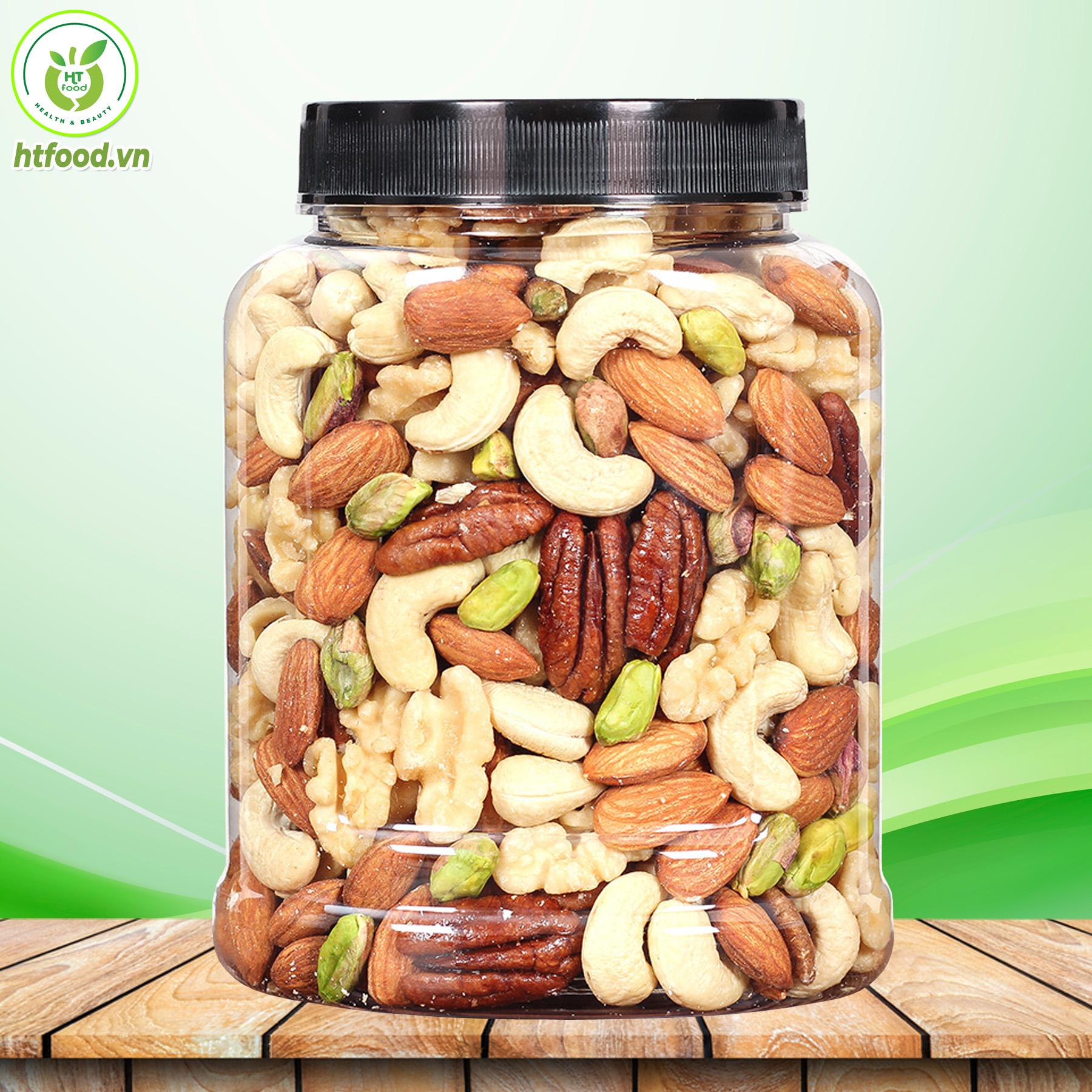 Mua các loại hạt dinh dưỡng ở đâu uy tín?